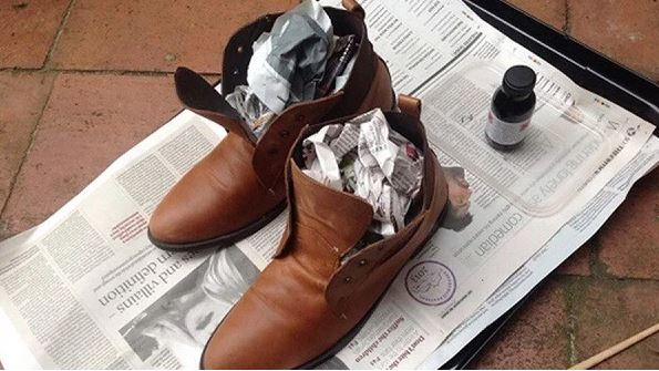 6 Cách bảo quản giày da lộn (Suede leather) bạn nên biết