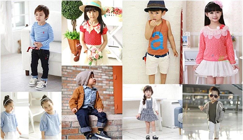 [Mẹo] Ưu tiên chọn địa chỉ cung cấp quần áo trẻ em giá sỉ có mẫu mã tinh tế, màu sắc tươi tắn nhất 2020