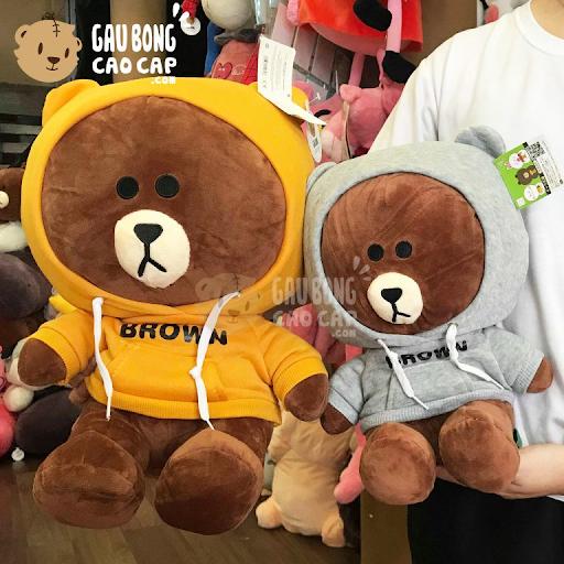 Lý do tại sao nữ giới lại thích những mẫu chàng gấu Brown mặt đơ? (2020)